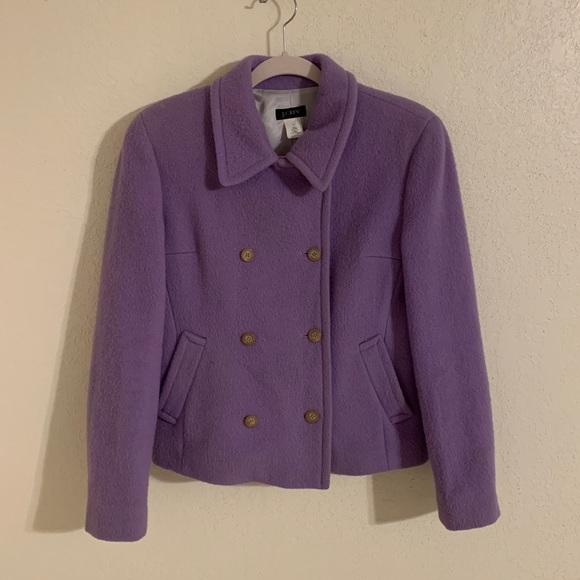J. Crew Jackets & Blazers - J.Crew Wool Pea Coat